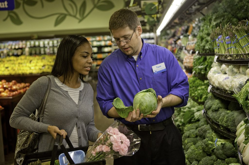 Kroger's smart shelves ditch the paper, drop the lights, and delight the shoppers