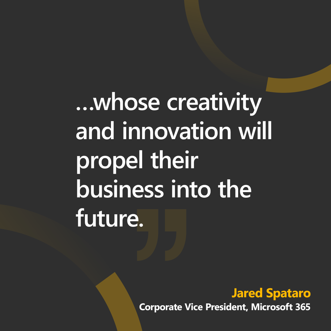 Social Quote Carousel - Jared Spataro